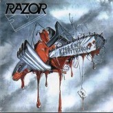 Razor Violent Restitution - 12-inch LP