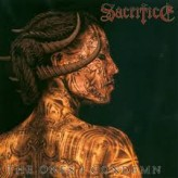 "Sacrifice - The Ones I Condemn - 12"" LP Gatefold"