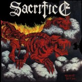 "Sacrifice - Torment in Fire - 12"" Picture LP"