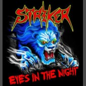 Striker - Eyes in the Night - 12-inch LP