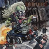 "Untimely Demise - Full Speed Metal - 7"" vinyl EP"