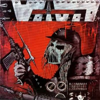 Voivod - War and Pain - 12-inch LP