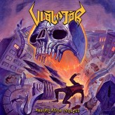 Violator - Annihilation Process - 12-inch LP