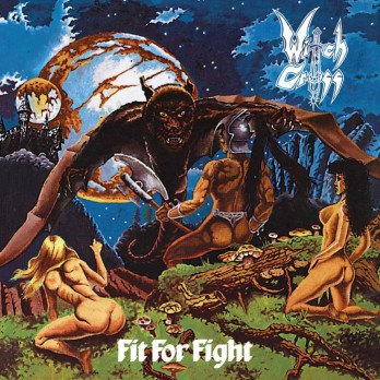 WITCH CROSS - Fit For Fight (CD)