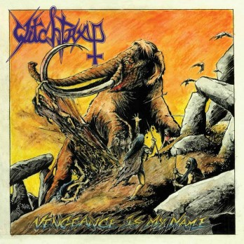 WITCHTRAP - Vengeance Is My Name (CD)