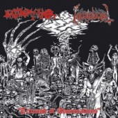 "Blasphemophagher/Nekroholocaust - Triumph of Abominations - 7""EP"
