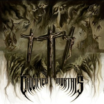 """Crucified Mortals - Crucified Mortals (12"""" Gatefold + Poster)"""