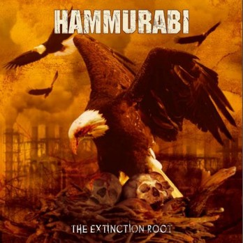Hammurabi - The Extinction Root - CD